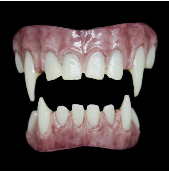 Regular Pink Saphira Teeth