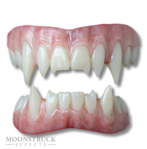 Regular Pink Xathanael Teeth