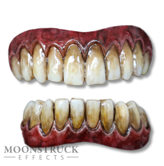 Xathanael - ART the clown - Custom Gum Color - Stained Finish -